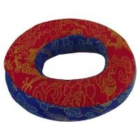 Coussin anneau pour bol chantant Tibétain
