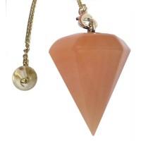 Pendule Cone Agate16 grs