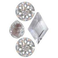 Cristaux Feng Shui Bonheur, set de 4 cristaux