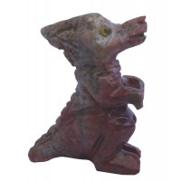 Dragon animal en pierre horoscope chinois