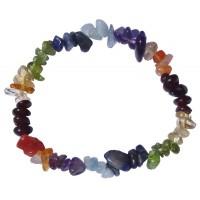 Bracelet élastique Chakra
