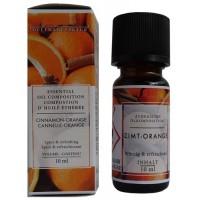 Huile essentielle Orange Cannelle