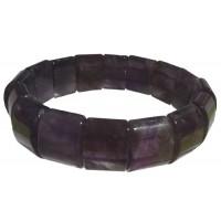 Bracelet élastique Améthyste