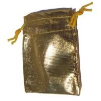 Pochette dorée pour Pendule ou Pierre roulée