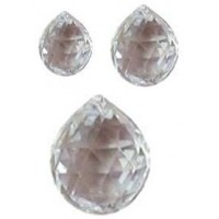 Cristaux Feng Shui Mélodie, set de 3 cristaux