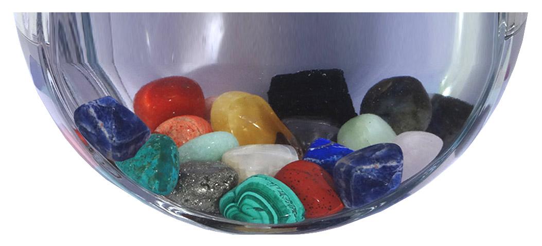 comment nettoyer les pierres roul es et cristaux feng shui tiki zen. Black Bedroom Furniture Sets. Home Design Ideas