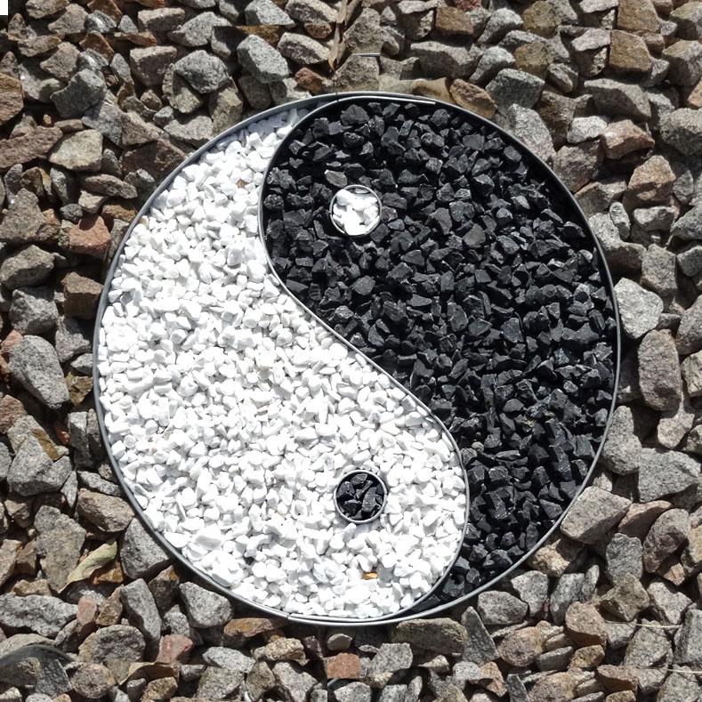 D coration feng shui et harmonie yin yang feng shui for Jardin yin yang