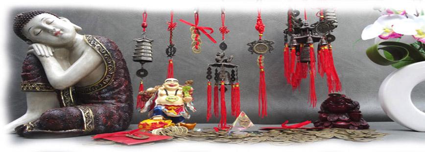 Porte bonheur Feng shui
