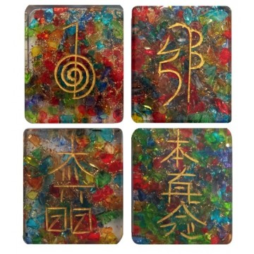 Set Reiki  Orgonite
